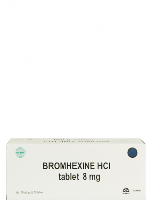Bromhexin HCL