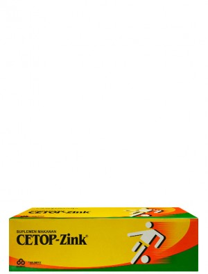 Cetop Zink Box