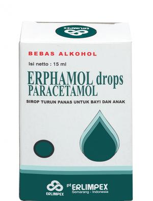 Erphamol Drops