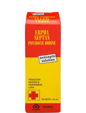 Erphaseptan 15 ml