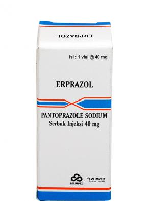 Erprazol 40 mg