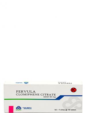 Fervula Tablet