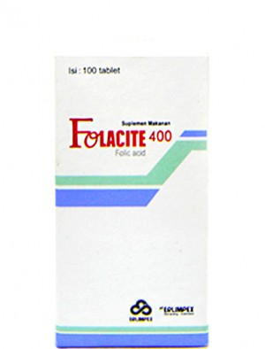 Folacite 400 Botol
