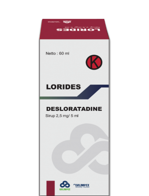 Lorides Syrup