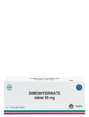 Dimenhydrinate Tablet OGB
