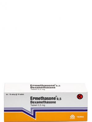 Ermethasone 0,5 Box