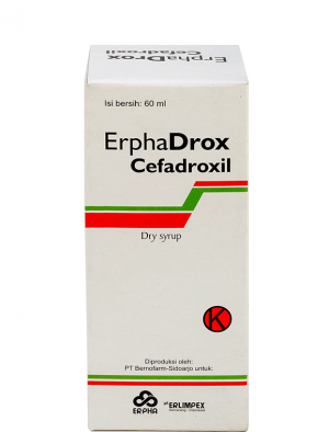 Erphadrox Dry Syrup