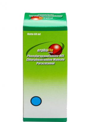 ErphaFlu Syrup