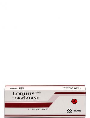 Lorihis Tablet